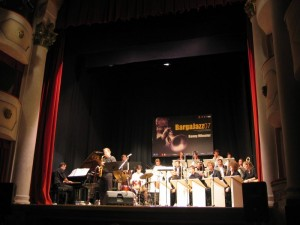 The Jazzmania Big Band at BargaJazz07